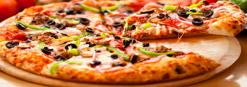 Наша новая пицца - Новогодняя!